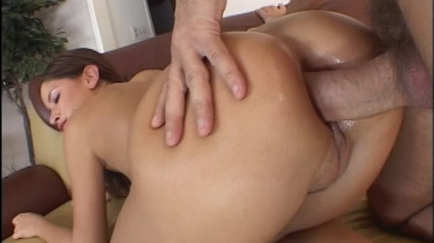 Haley Paige Get's Assfucked By A Huge Cock