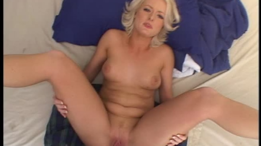Melissa Lauren's Tight Little Ass Stretched Open