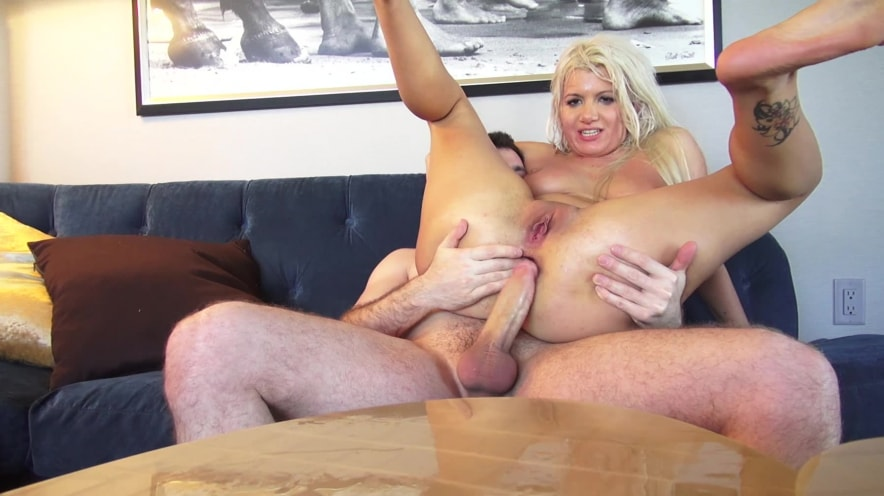 Layla Price Gets Rough Anal As Nasty As She Can