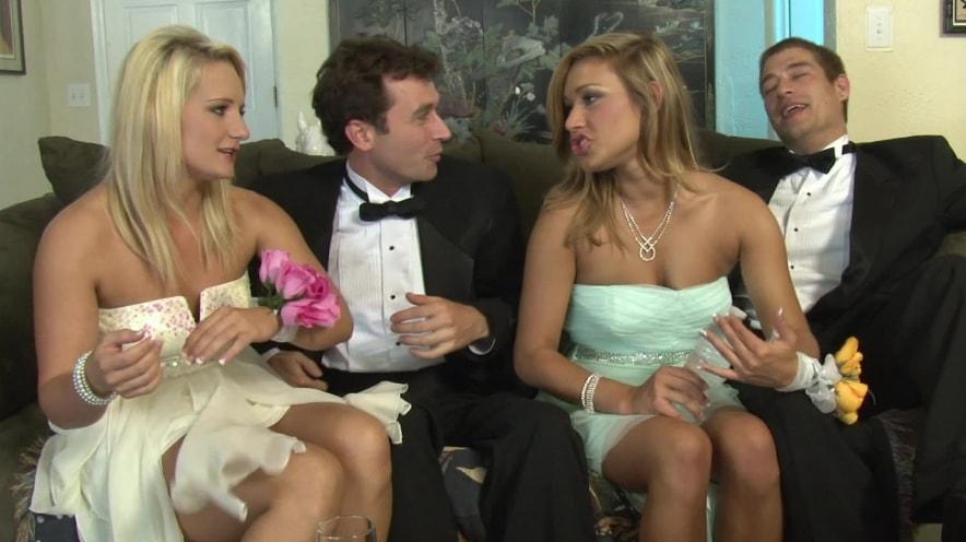 Cali Carter Prom Queen Wins James Deen
